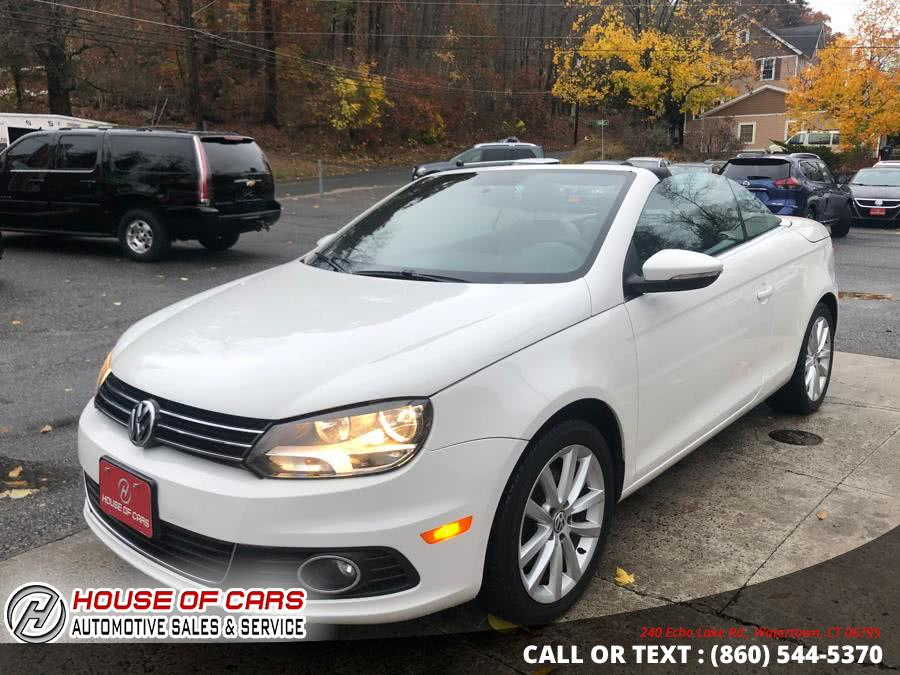 Used 2012 Volkswagen Eos in Watertown, Connecticut | House of Cars. Watertown, Connecticut