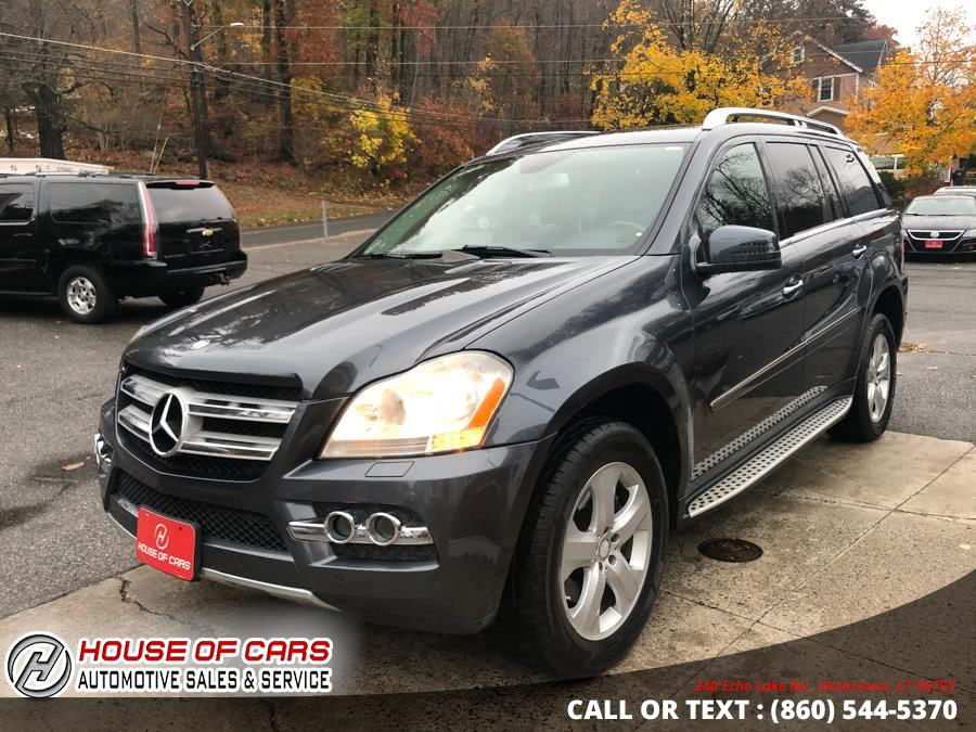 Used Mercedes-Benz GL-Class 4MATIC 4dr GL450 2011 | House of Cars. Watertown, Connecticut