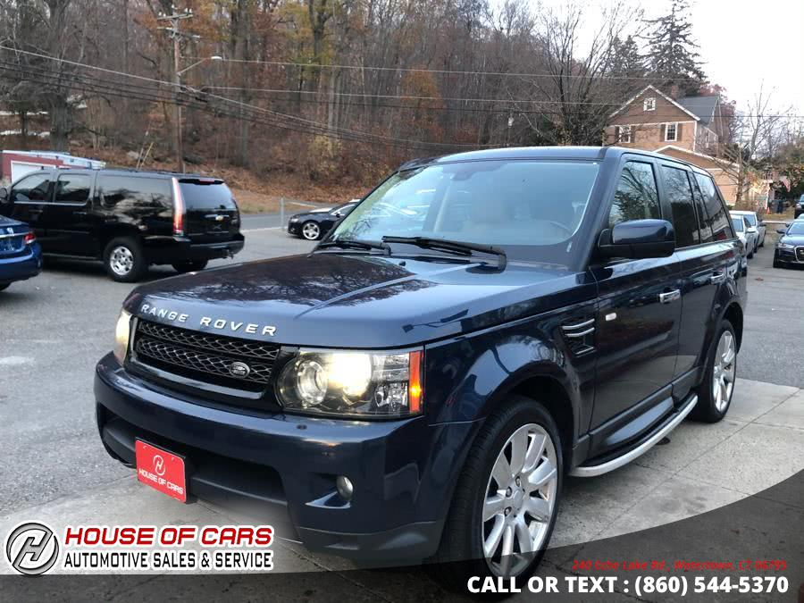 Used 2013 Land Rover Range Rover Sport in Watertown, Connecticut | House of Cars. Watertown, Connecticut