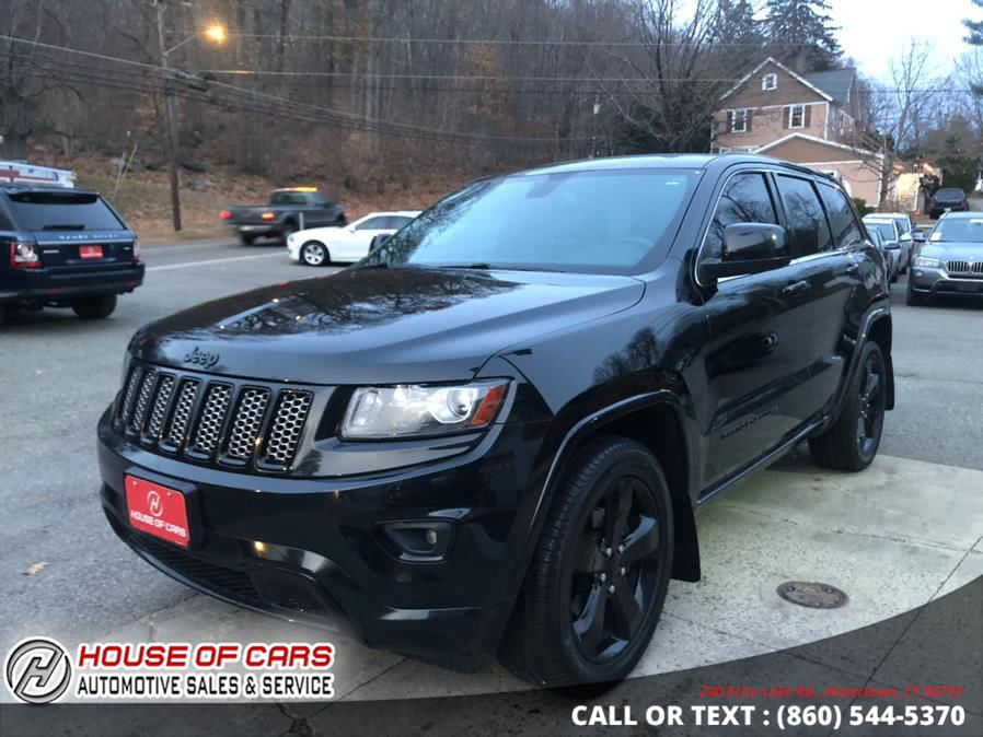 Used 2014 Jeep Grand Cherokee in Watertown, Connecticut | House of Cars. Watertown, Connecticut