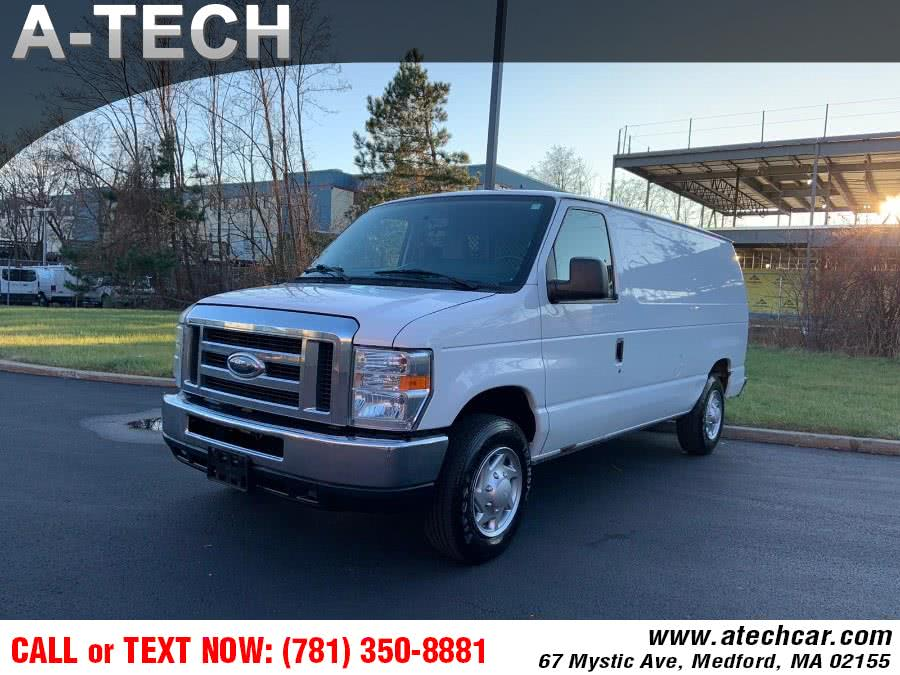 Used 2013 Ford Econoline Cargo Van in Medford, Massachusetts | A-Tech. Medford, Massachusetts
