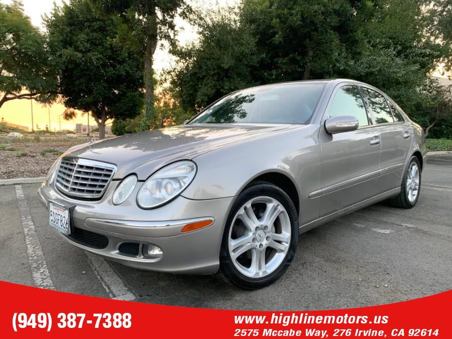 Used 2006 Mercedes-Benz E 350 in Irvine, California | High Line Motors LLC. Irvine, California