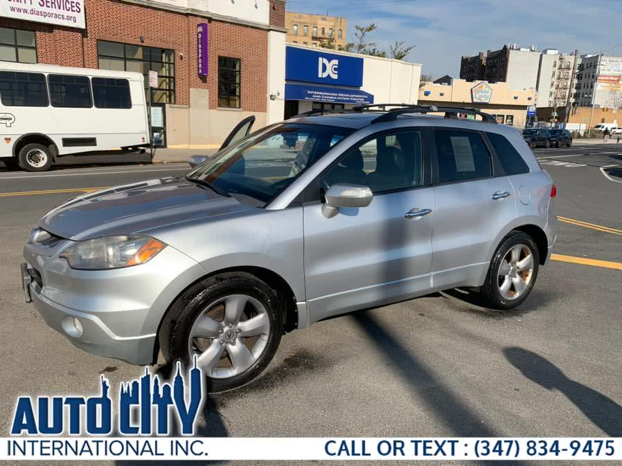 Used 2007 Acura RDX in Brooklyn, New York | Auto City Int Inc. Brooklyn, New York