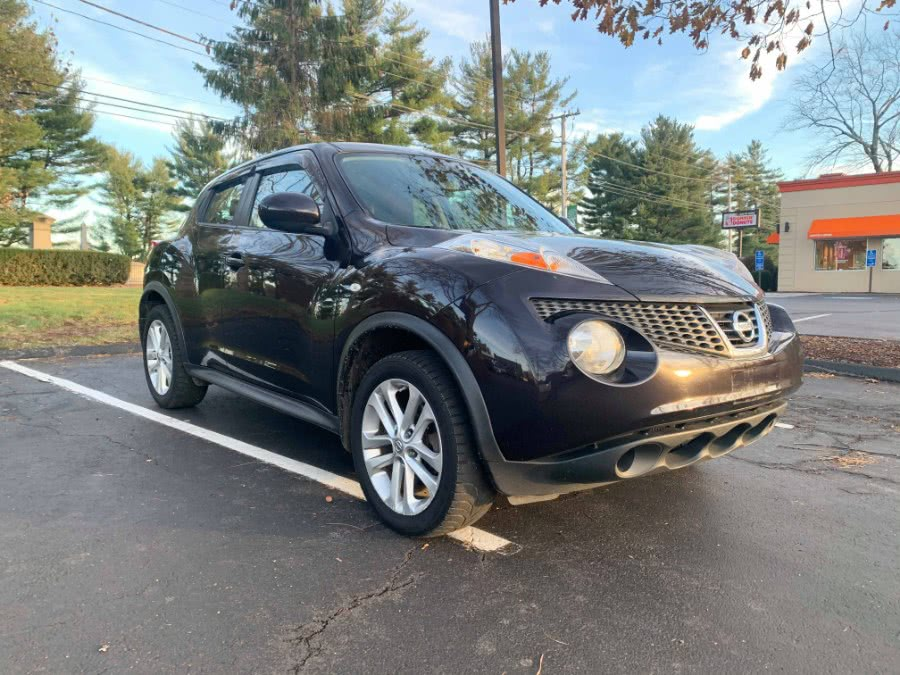 Used 2014 Nissan JUKE in Bloomfield, Connecticut | Integrity Auto Sales and Service LLC. Bloomfield, Connecticut