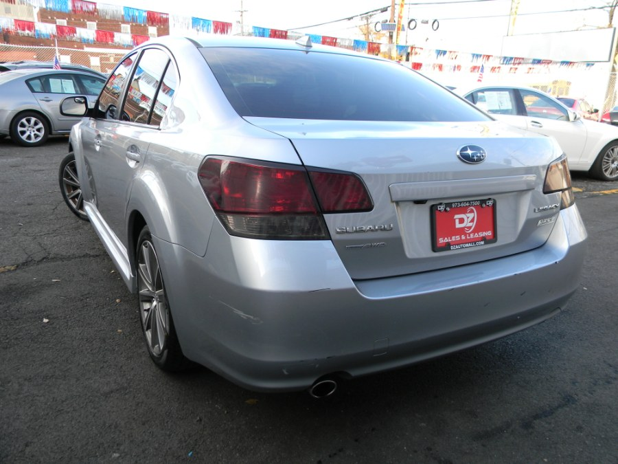 2014 Subaru Legacy 4dr Sdn H4 Auto 2.5i Sport, available for sale in Paterson, New Jersey | DZ Automall. Paterson, New Jersey