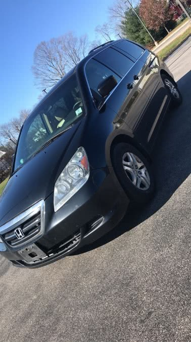 Used 2007 Honda Odyssey in Westbrook, Connecticut | Westbrook Auto Sales and Service LLC. Westbrook, Connecticut