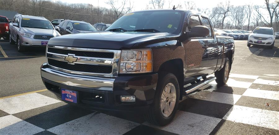 "Used Chevrolet Silverado 1500 4WD Ext Cab 143.5"" LT w/1LT 2008 
