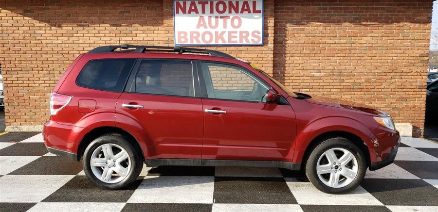 2010 Subaru Forester 4dr Auto 2.5X Premium, available for sale in Waterbury, Connecticut | National Auto Brokers, Inc.. Waterbury, Connecticut