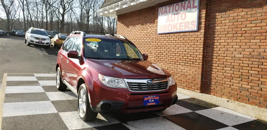 Used Subaru Forester 4dr Auto 2.5X Premium 2010 | National Auto Brokers, Inc.. Waterbury, Connecticut