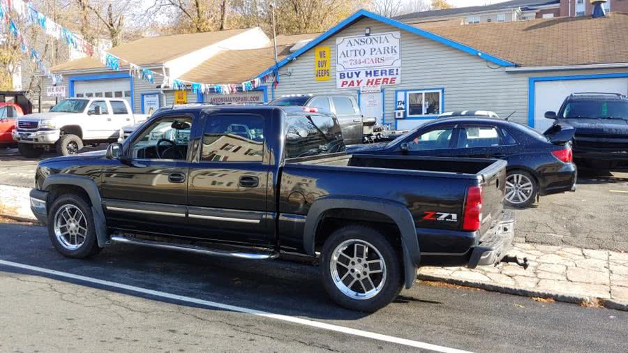 "2004 Chevrolet Silverado 1500 Crew Cab Crew Cab 143.5"" WB 4WD Z71, available for sale in Ansonia, CT"