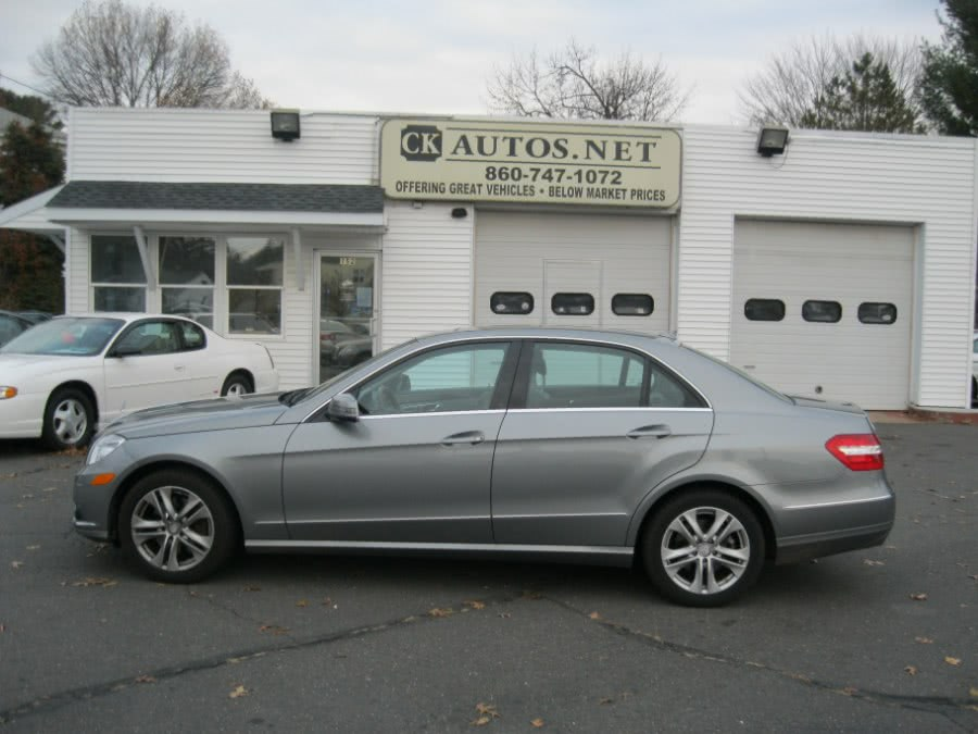 Used 2010 Mercedes-Benz E-Class in Plainville, Connecticut | CK Autos. Plainville, Connecticut