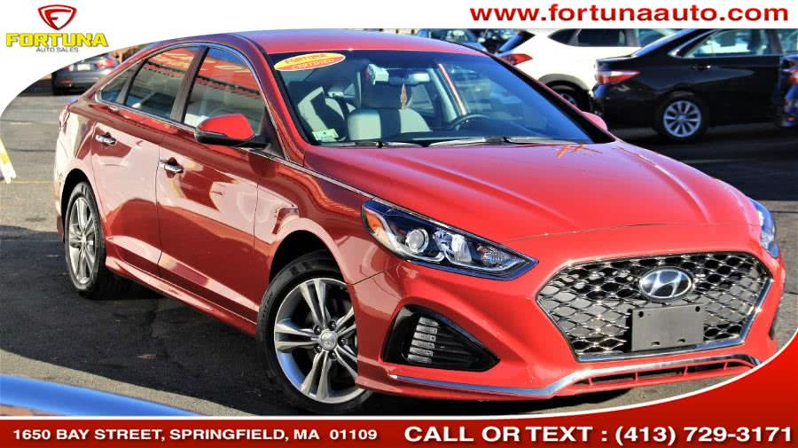 Used 2019 Hyundai Sonata in Springfield, Massachusetts | Fortuna Auto Sales Inc.. Springfield, Massachusetts