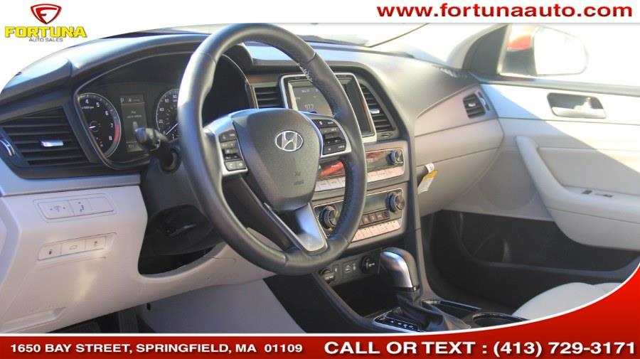 2019 Hyundai Sonata SEL 2.4L, available for sale in Springfield, Massachusetts | Fortuna Auto Sales Inc.. Springfield, Massachusetts