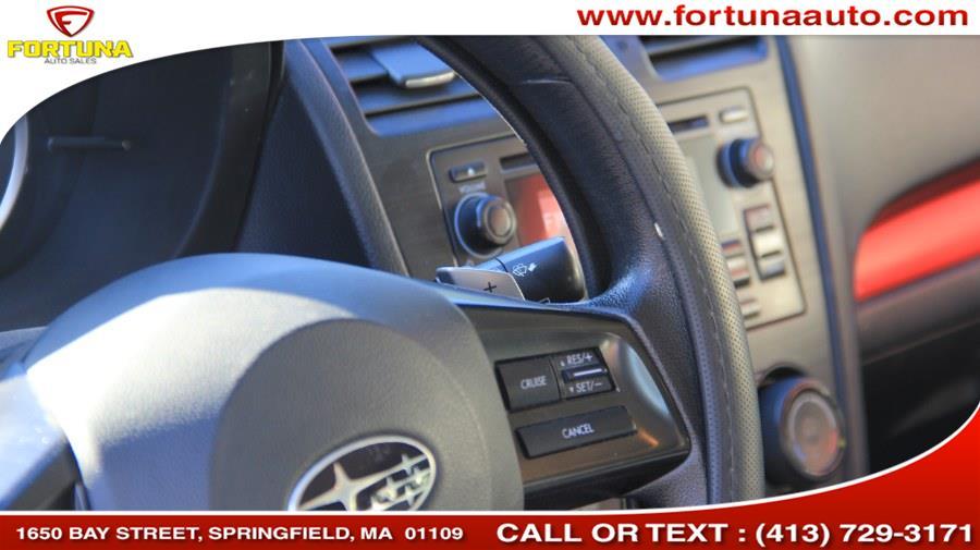 Used Subaru Impreza Wagon 5dr Auto 2.0i Premium 2012 | Fortuna Auto Sales Inc.. Springfield, Massachusetts