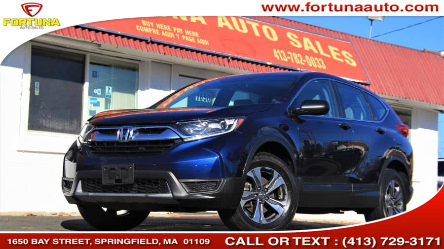 Used 2017 Honda CR-V in Springfield, Massachusetts | Fortuna Auto Sales Inc.. Springfield, Massachusetts