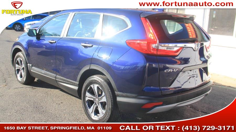 2017 Honda CR-V LX AWD, available for sale in Springfield, Massachusetts | Fortuna Auto Sales Inc.. Springfield, Massachusetts
