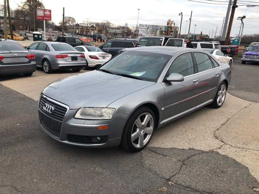 Used 2007 Audi A8 in W Springfield, Massachusetts | Dean Auto Sales. W Springfield, Massachusetts