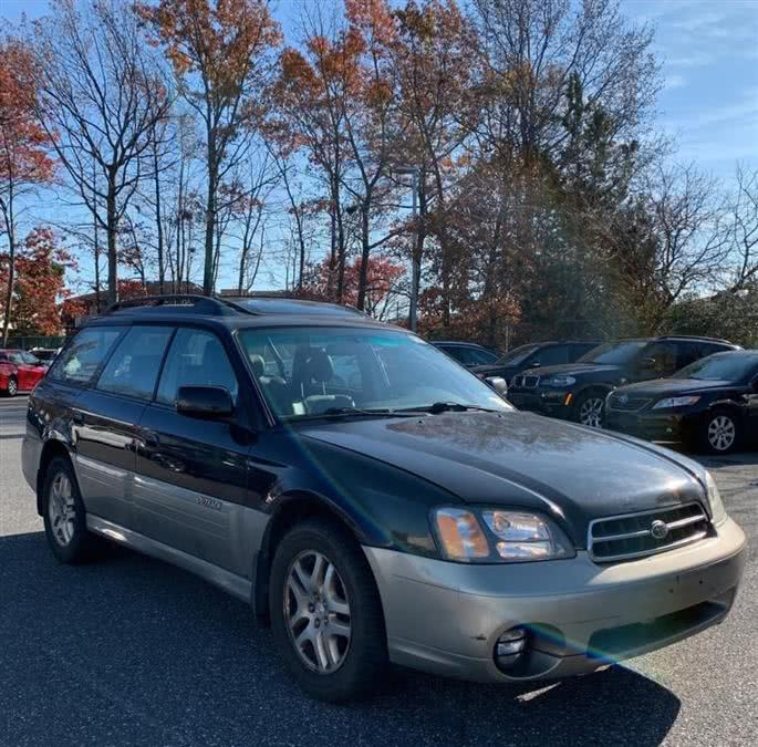 Used 2002 Subaru Legacy Wagon in Yonkers, New York | Westchester NY Motors Corp. Yonkers, New York