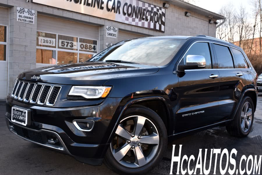 Used 2016 Jeep Grand Cherokee in Waterbury, Connecticut | Highline Car Connection. Waterbury, Connecticut