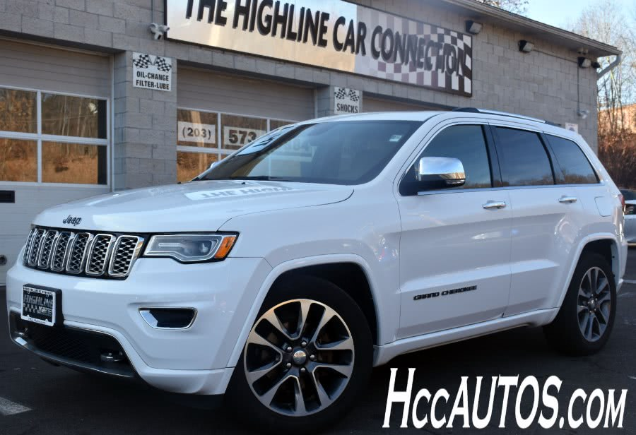 Used 2017 Jeep Grand Cherokee in Waterbury, Connecticut | Highline Car Connection. Waterbury, Connecticut