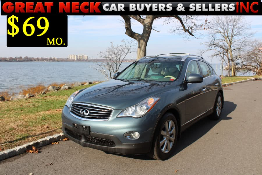 Used 2008 Infiniti EX35 in Great Neck, New York