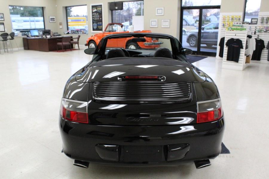 Used Porsche 911 Carrera 2dr Carrera Cabriolet 6-Spd Manual 2002 | New England Auto Sales LLC. Plainville, Connecticut