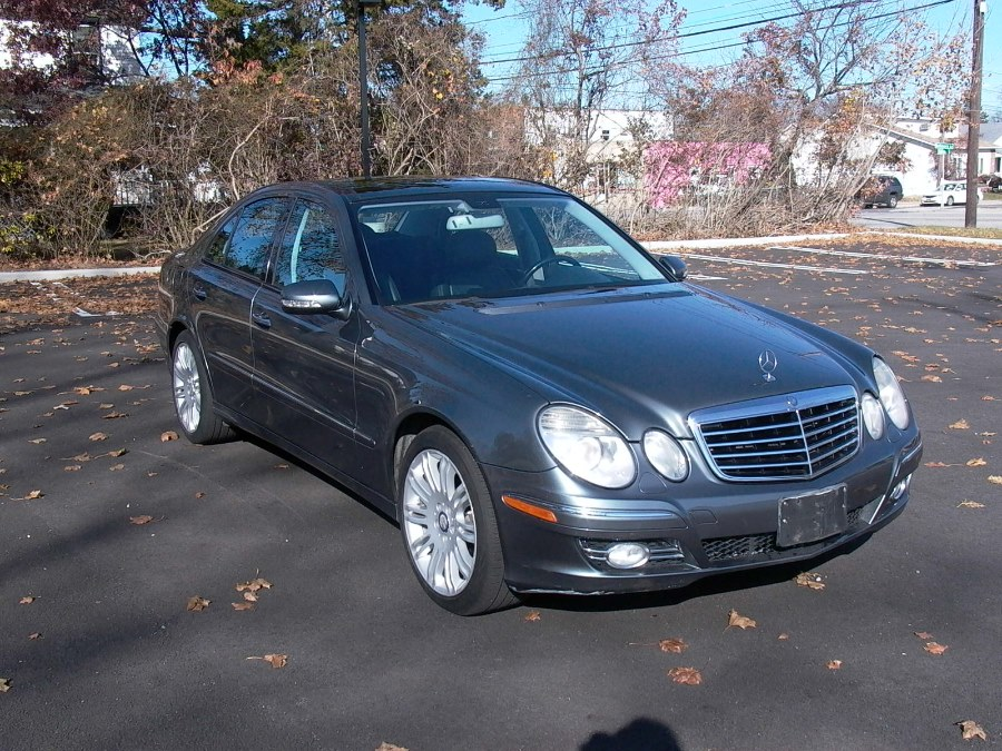 2008 Mercedes-Benz E-Class 4dr Sdn Luxury 3.5L 4MATIC, available for sale in Bellmore, NY