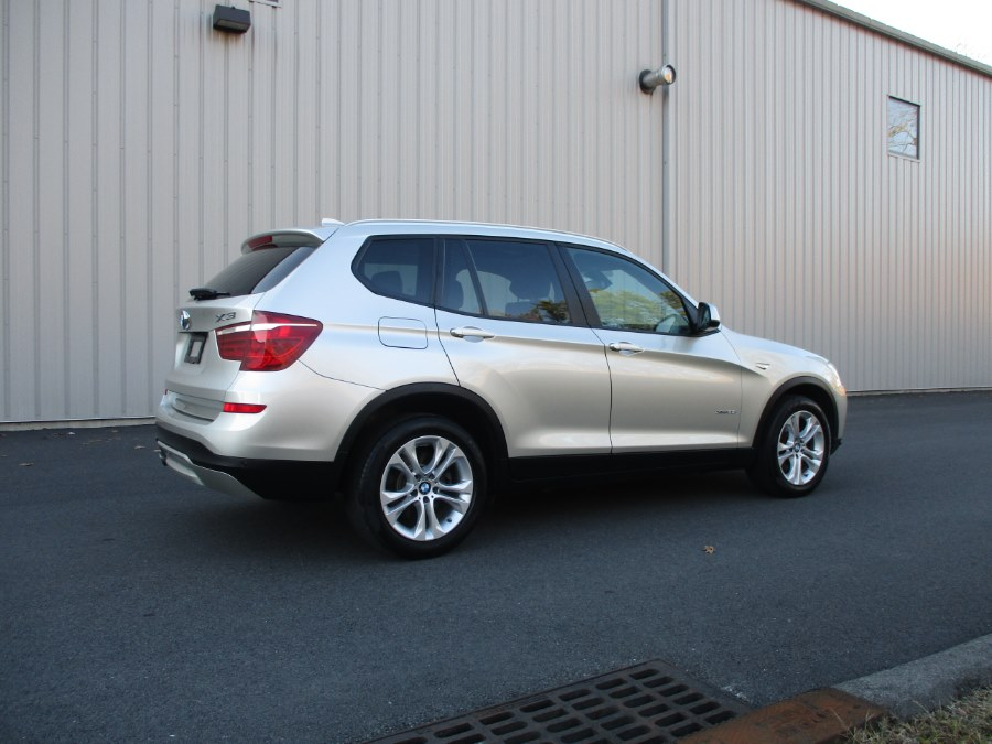 2016 BMW X3 AWD 4dr xDrive35i, available for sale in North Salem, New York | Meccanic Shop North Inc. North Salem, New York