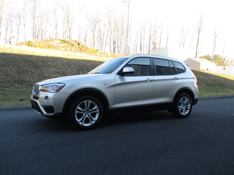 Used 2016 BMW X3 in North Salem, New York | Meccanic Shop North Inc. North Salem, New York