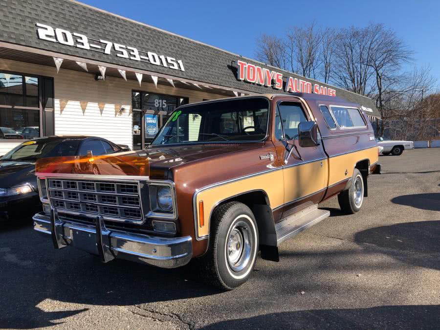 Used 1978 Chevrolet 1500 in Waterbury, Connecticut | Tony's Auto Sales. Waterbury, Connecticut