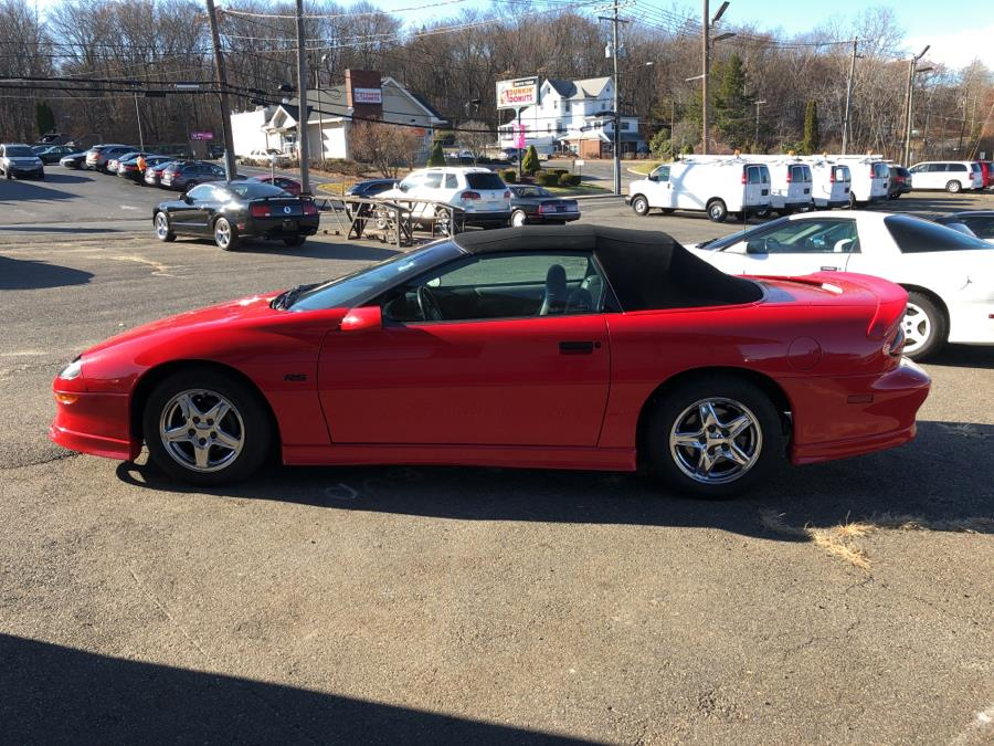 1997 Chevrolet Camaro 2dr Convertible RS, available for sale in Waterbury, Connecticut | Tony's Auto Sales. Waterbury, Connecticut