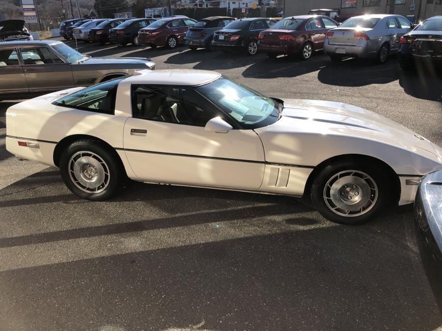 1986 Chevrolet Corvette 2dr Hatchback Coupe, available for sale in Waterbury, Connecticut | Tony's Auto Sales. Waterbury, Connecticut