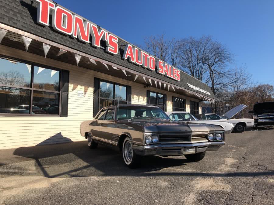 Used 1966 Buick Wildcat in Waterbury, Connecticut | Tony's Auto Sales. Waterbury, Connecticut