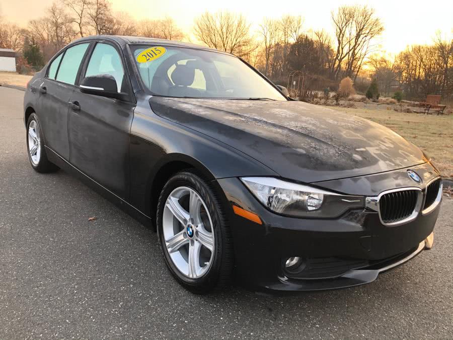 Used 2015 BMW 3 Series in Agawam, Massachusetts | Malkoon Motors. Agawam, Massachusetts
