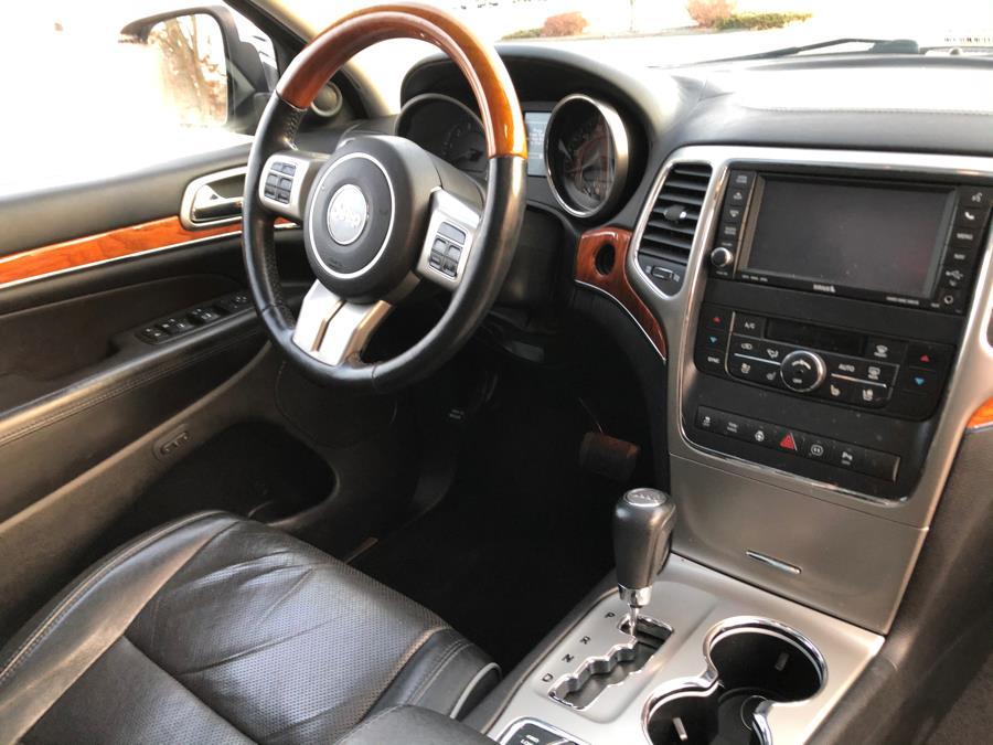 Used Jeep Grand Cherokee 4WD 4dr Overland Summit 2011   Malkoon Motors. Agawam, Massachusetts