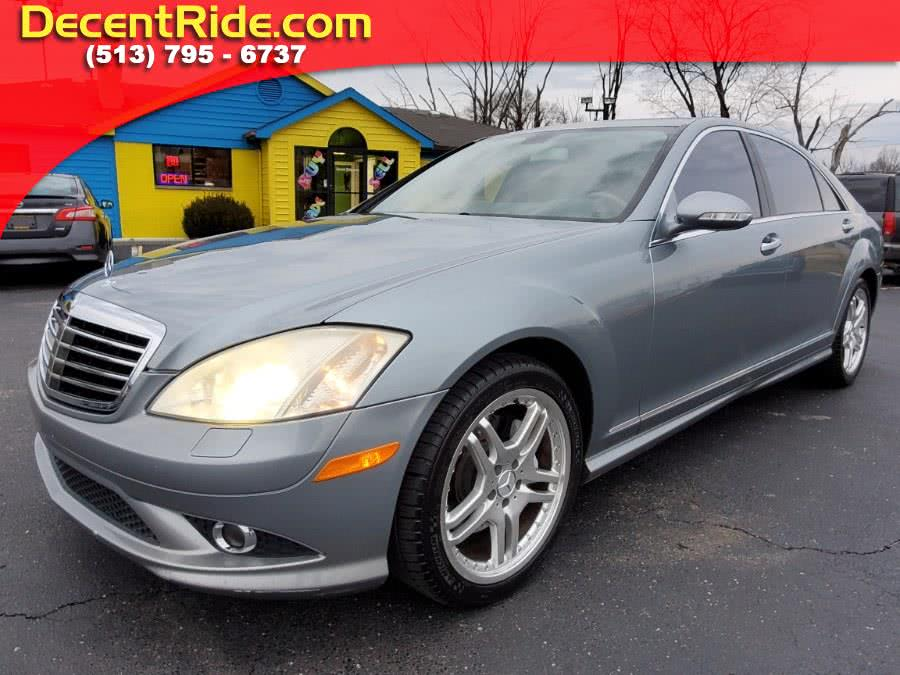 Used 2007 Mercedes-Benz S-Class in West Chester, Ohio | Decent Ride.com. West Chester, Ohio