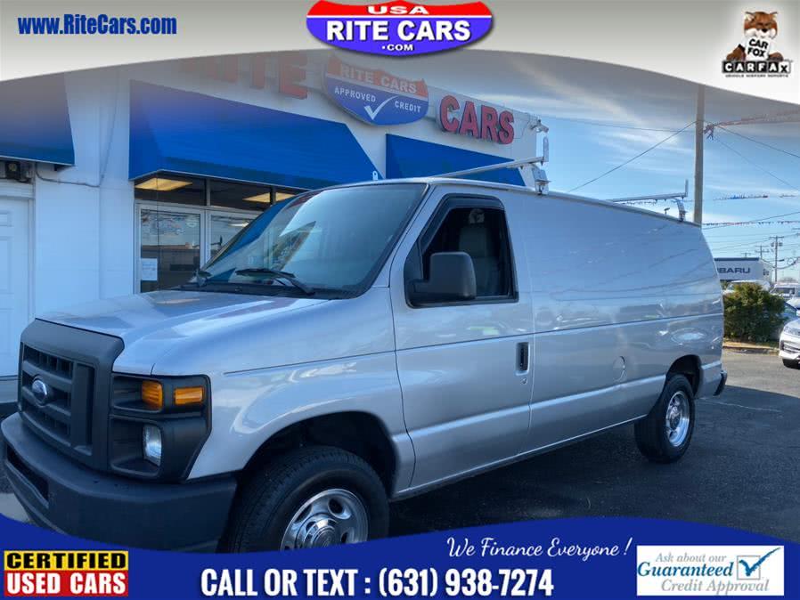 Used 2013 Ford Econoline Cargo Van in Lindenhurst, New York | Rite Cars, Inc. Lindenhurst, New York