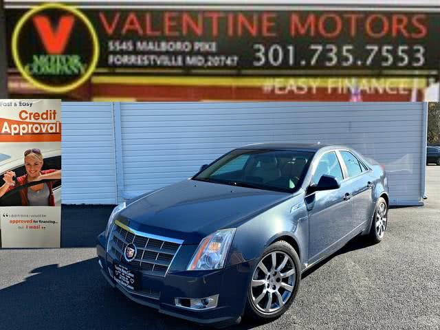 Used 2009 Cadillac Cts in Forestville, Maryland | Valentine Motor Company. Forestville, Maryland