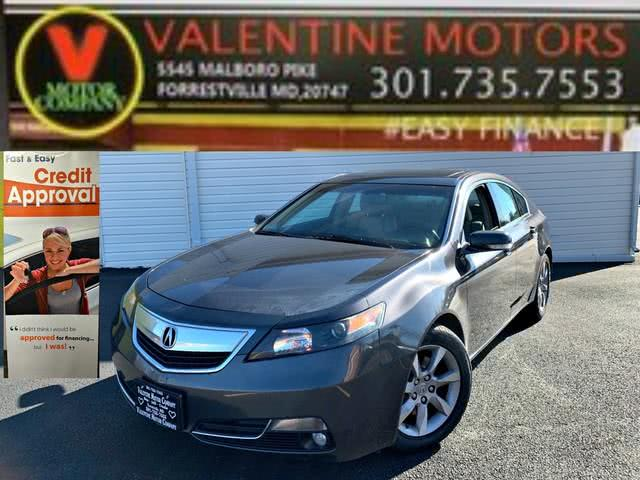 Used 2013 Acura Tl in Forestville, Maryland | Valentine Motor Company. Forestville, Maryland