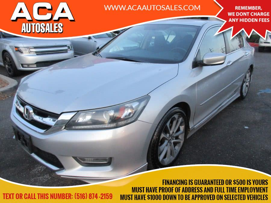 Used 2013 Honda Accord Sdn in Lynbrook, New York | ACA Auto Sales. Lynbrook, New York