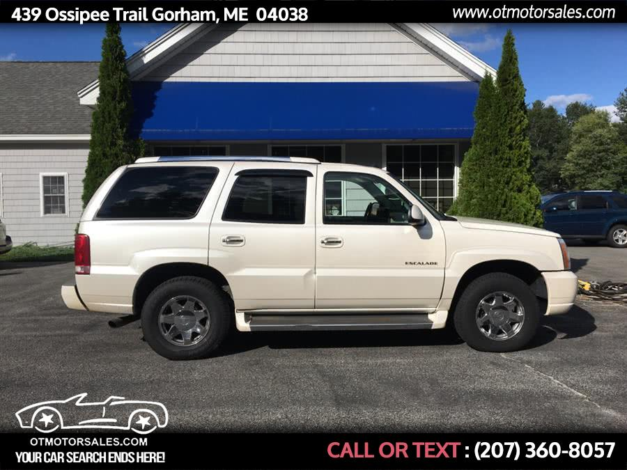 Used 2005 Cadillac Escalade in Gorham, Maine | Ossipee Trail Motor Sales. Gorham, Maine