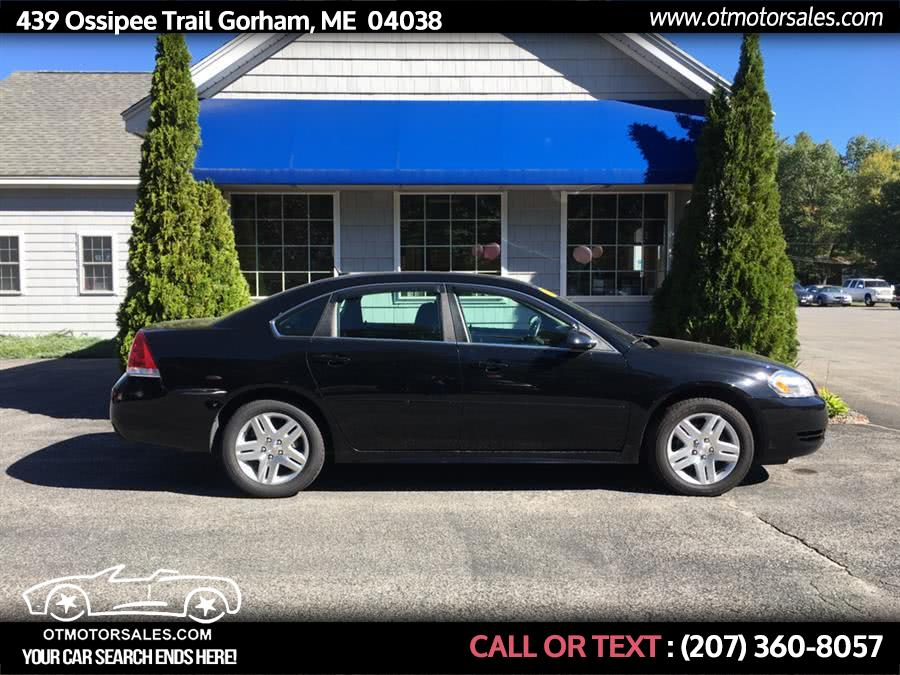 Used 2014 Chevrolet Impala Limited in Gorham, Maine | Ossipee Trail Motor Sales. Gorham, Maine