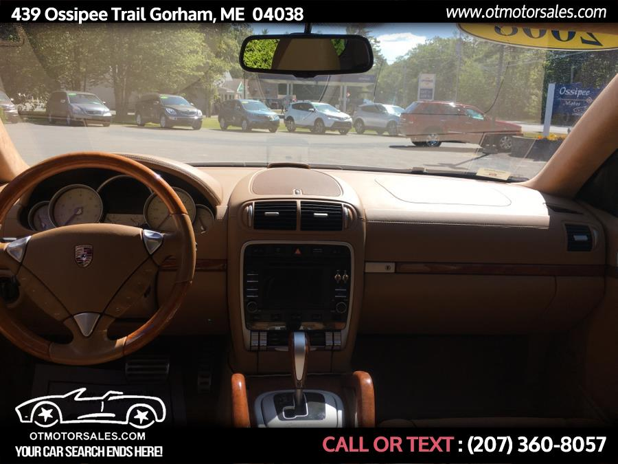 2008 Porsche Cayenne AWD 4dr Turbo, available for sale in Gorham, Maine | Ossipee Trail Motor Sales. Gorham, Maine