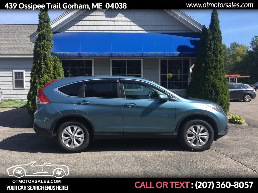 Used 2013 Honda Cr-v in Gorham, Maine | Ossipee Trail Motor Sales. Gorham, Maine