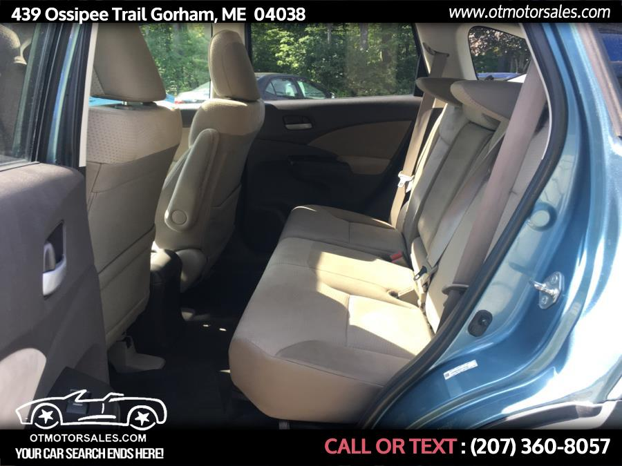 2013 Honda Cr-v 4WD 5dr EX, available for sale in Gorham, Maine | Ossipee Trail Motor Sales. Gorham, Maine