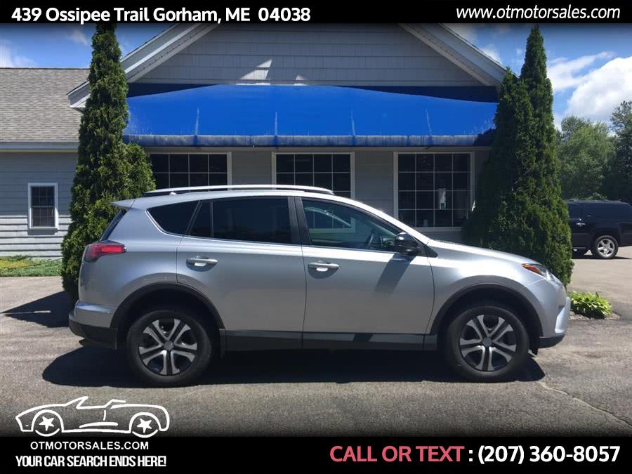 Used 2016 Toyota Rav4 in Gorham, Maine | Ossipee Trail Motor Sales. Gorham, Maine