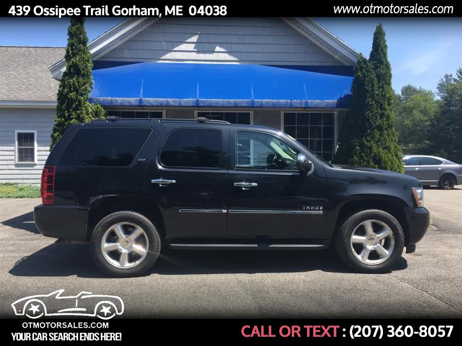 Used 2010 Chevrolet Tahoe in Gorham, Maine | Ossipee Trail Motor Sales. Gorham, Maine