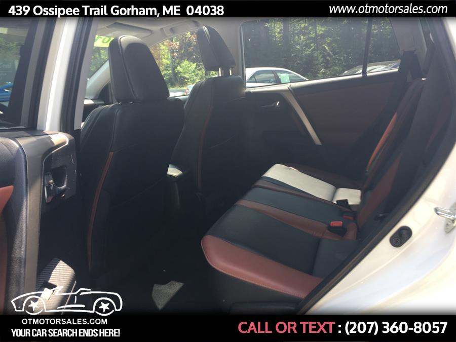 Used Toyota RAV4 AWD 4dr Limited (Natl) 2015 | Ossipee Trail Motor Sales. Gorham, Maine