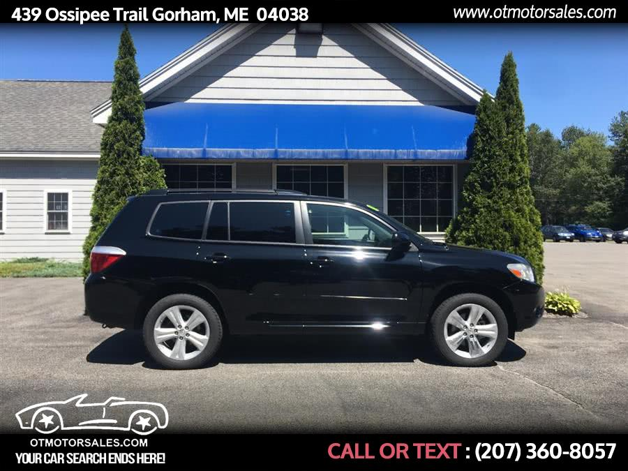 Used 2008 Toyota Highlander in Gorham, Maine | Ossipee Trail Motor Sales. Gorham, Maine