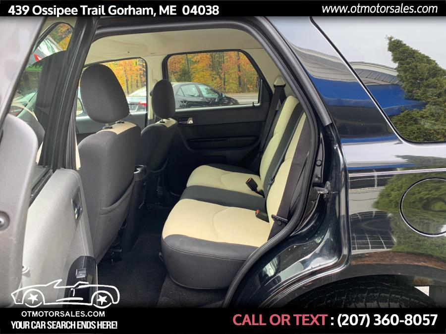 2008 Mazda Tribute FWD I4 Auto Sport, available for sale in Gorham, Maine | Ossipee Trail Motor Sales. Gorham, Maine